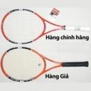 Hướng dẫn nhận biết vợt tennis chính hãng