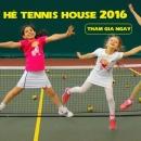 Trại hè Tennis - Bộ sưu tập Dụng Cụ Tennis dành cho Trẻ Em Hè 2017.