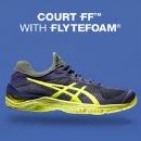 Đánh giá giày tennis mới: Asics Gel-Court FF