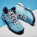 Đánh giá giày tennis Adidas Barricade Novak Pro