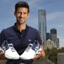 Djokovic to wear new shoes