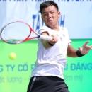 Bảng xếp hạng ATP tennis: Hoàng Nam thẳng tiến
