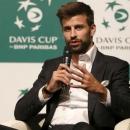 """Davis Cup: Federer không thích """"Pique Cup"""", Pique phản ứng, nói đến sự dính dáng của Messi"""