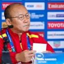 HLV Park Hang-seo: 'U23 Việt Nam hiện nay không bằng lứa Thường Châu'