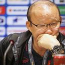 Nỗi buồn sau chiến thắng của HLV Park Hang-seo