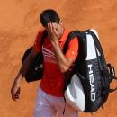 Djokovic bất ngờ bị đánh bại ở tứ kết Monte Carlo