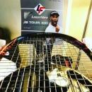 Giới thiệu loạt dây cước tennis Laserfibre mới 2019