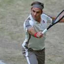 Federer tốc hành vào chung kết giải sân cỏ ở Halle