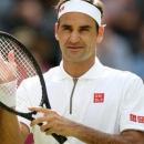Federer khiến 'Fan' thót tim trong ngày xuất quân Wimbledon 2019