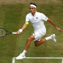 Federer thắng trận thứ 99 chỉ sau 74 phút, Berrettini muốn trả anh tiền 'dạy thêm'