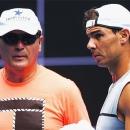 Toni Nadal: 'Nadal nhận sai lầm vì không trả giao như Djokovic'