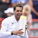 Nadal lần thứ 5 đăng quang Rogers Cup