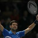 Djokovic thắng trận mở màn ATP Finals