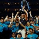 Clip Tsitsipas lần đầu dự giải và đăng quang ATP Finals 2019
