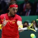 Djokovic: 'Cú thuận tay của Nadal hay nhất mọi thời đại'