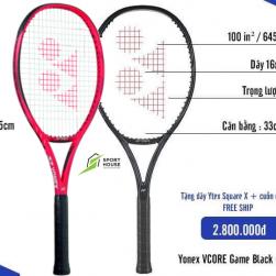 Những cây vợt có thể bạn bỏ lỡ ( phần 2)
