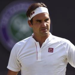 'Federer thậm chí không phải tay vợt vĩ đại thứ 2 thế giới'