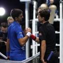 Djokovic thua Thiem ở bán kết ATP Finals