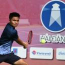 Lý Hoàng Nam tái đấu Trịnh Linh Giang ở trận chung kết giải quần vợt VTF Masters 500 – Hải Đăng Cúp