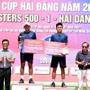 thethaohcm.vn: Hoàng Nam giành cú đúp vô địch VTF Masters 500 – 1 – Hai Dang Cup 2021