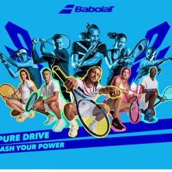 Đánh giá chi tiết vợt Tennis Babolat Pure Drive 2021
