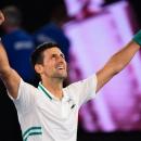 Djokovic: 'Đam mê giúp tôi chen vào các huyền thoại'