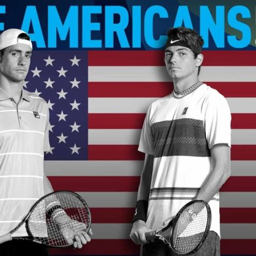 Quần vợt Mỹ sa sút nhất trong nửa thế kỷ