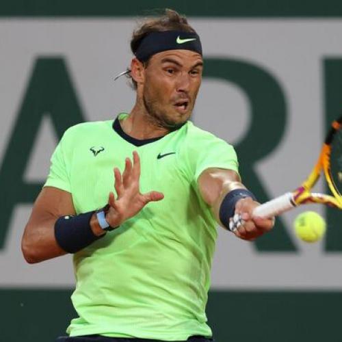 Nadal mừng sinh nhật bằng chiến thắng