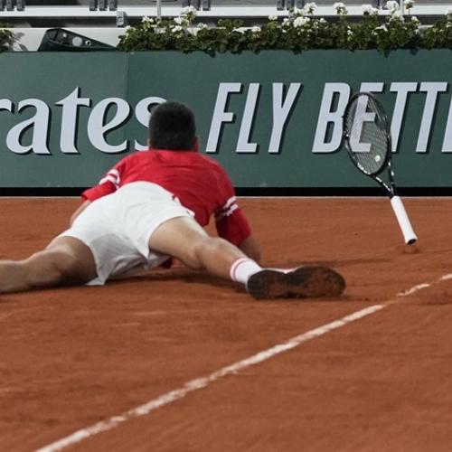 Djokovic đấu Nadal ở bán kết Roland Garros