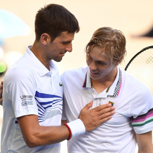 Djokovic gặp 'mồi ngon' tại bán kết Wimbledon