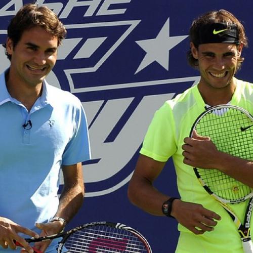 Federer, Nadal góp mặt ở Mỹ Mở rộng