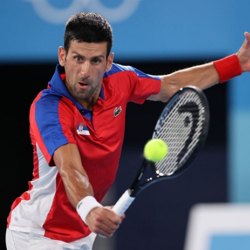 Djokovic thổi bay Nishikori, tiến vào bán kết Olympic