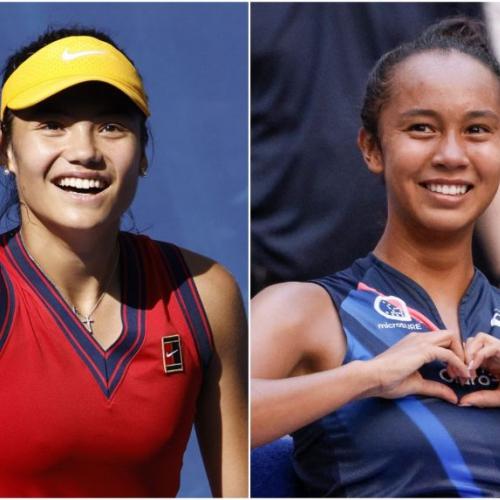 Hai tay vợt tuổi teen vào chung kết US Open