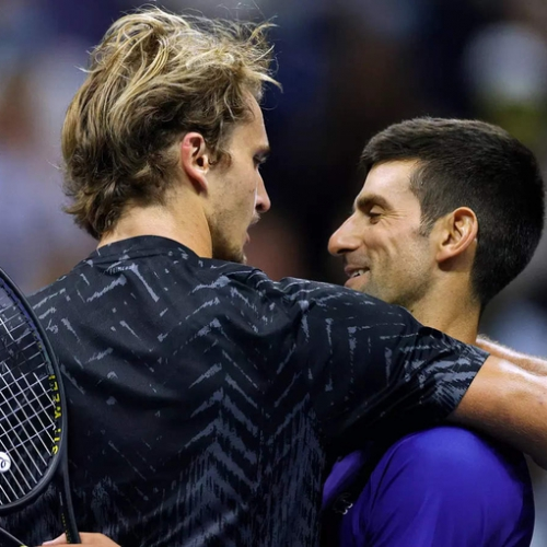 Zverev: 'Djokovic vĩ đại nhất'