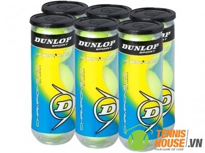Bóng Tennis Dunlop Championship (3 Quả/Hộp)