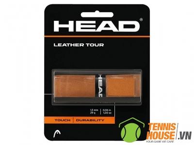 Cuốn cốt Head Leather Tour da thật (1 Cuốn/Vỷ)