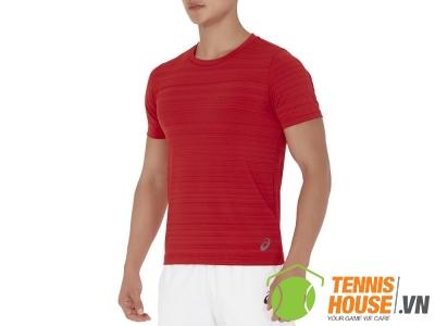 Áo Tennis Asics Plyometric Đỏ (135234 0672)