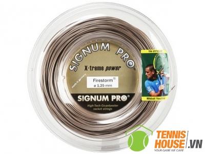 Dây tennis Signum Pro Fire Storm (Sợi)