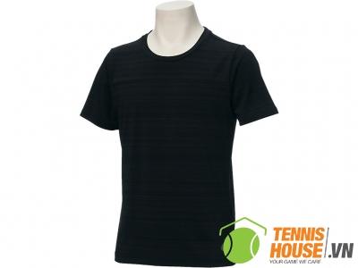 Áo Tennis Asics Plyometric Đen (135234 0904)
