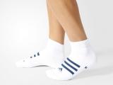 Tất Tennis Adidas ID Liner Trắng Cổ Ngắn (S97929) Kho HCM