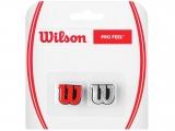 Giảm rung Wilson Profeel Đỏ-Bạc (2 Chiếc/Vỷ)