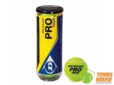Bóng Tennis Dunlop Protour (3 Quả/Hộp)