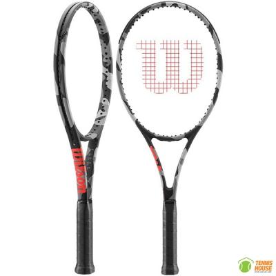 Vợt tennis Wilson Pro Staff 97L CV Camo (290gr) BHSH