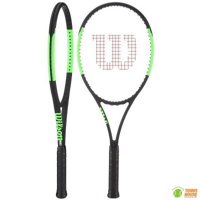 Vợt Tennis Wilson Blade 98L (285gr) Grip 1, 2, 3