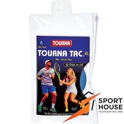 Cuốn cán Tourna Tac XL Xanh, Đen (10 cuốn/vỷ)