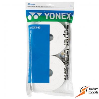 Cuốn cán Yonex Super Grap Trắng Đỏ Đen (30 Cuốn/Vỷ)