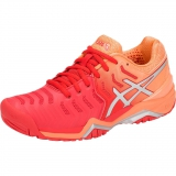 Giày tennis Asics Nữ Gel Resolution 7 (E751Y-600)