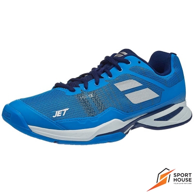 Giày tennis Babolat Jet Mach I Bl/Wh (30S18649-4034)