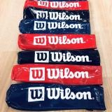 Bao chụp cán vợt Wilson (Đỏ, Đen, Xanh)