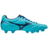 Giày bóng đá Mizuno Monarcida 2 FS MD Blue - Đinh Cao